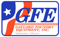 Gaylord Foundry Equipment
